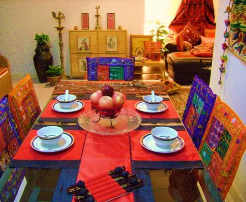Arredamento in stile etnico