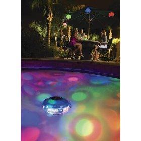 lampada luci subaquee piscina
