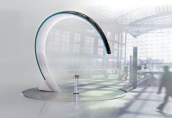 Area fumatori innovazione e tecnologia