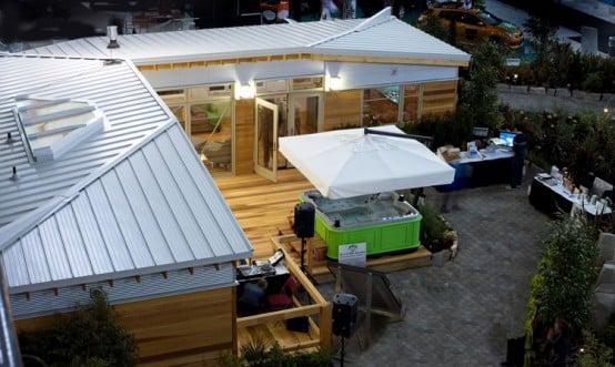 casa prefabbricata ecologica