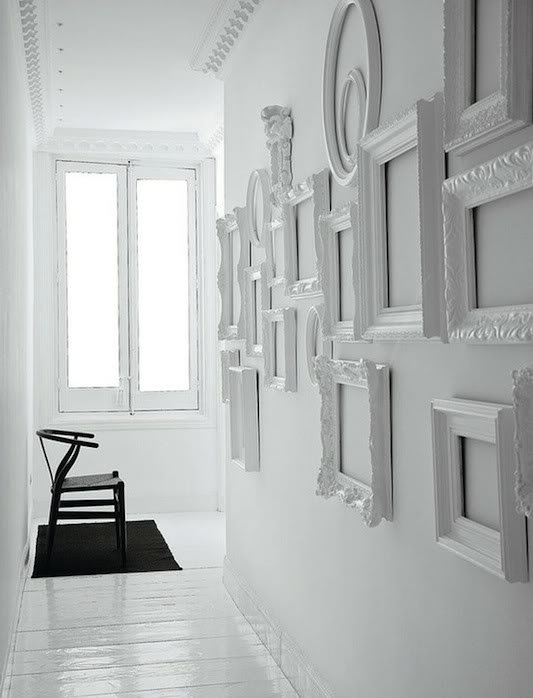 pareti bianche arredo 5
