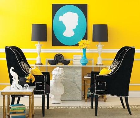 pareti gialle 3