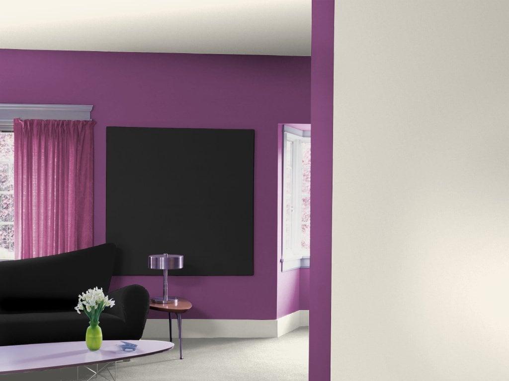 Color Prugna Per Pareti : Colori pareti cucina bordeaux abbinamento colore pareti e mobili