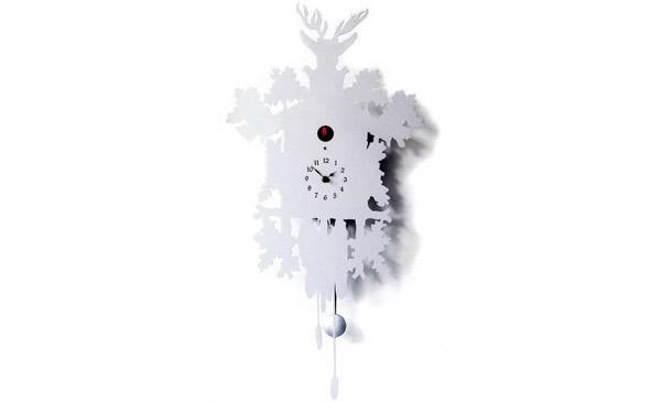 orologio cucù design moderno