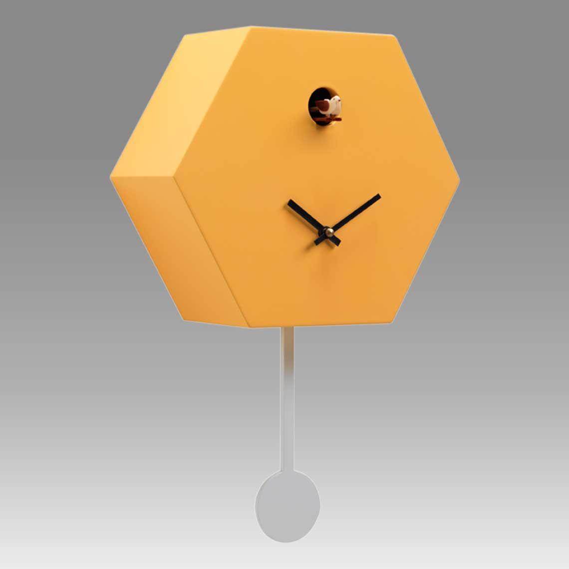 orologio-cucu-moderno-esagonale