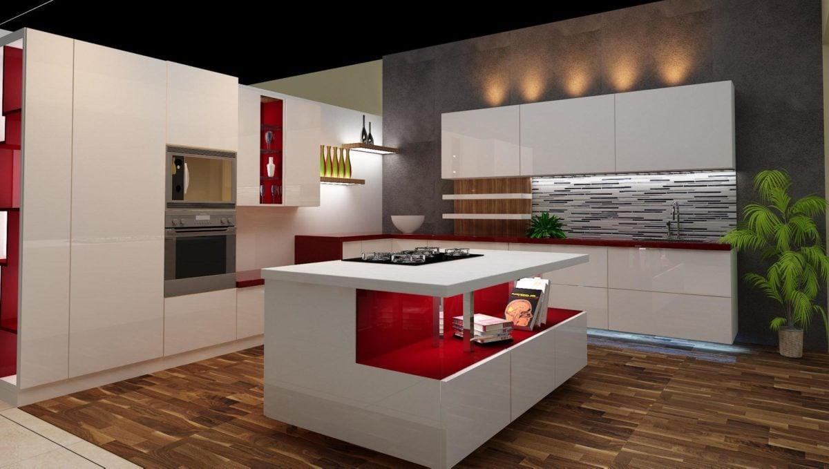 Cucine modulari componibili progettazione ed esempi for Cucine modulari