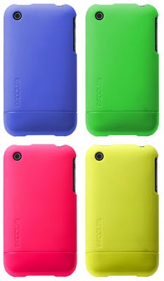 custodie colorate iphone