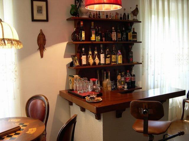 Angolo Bar Da Salotto Prezzi.Come Realizzare Angolo Bar In Casa