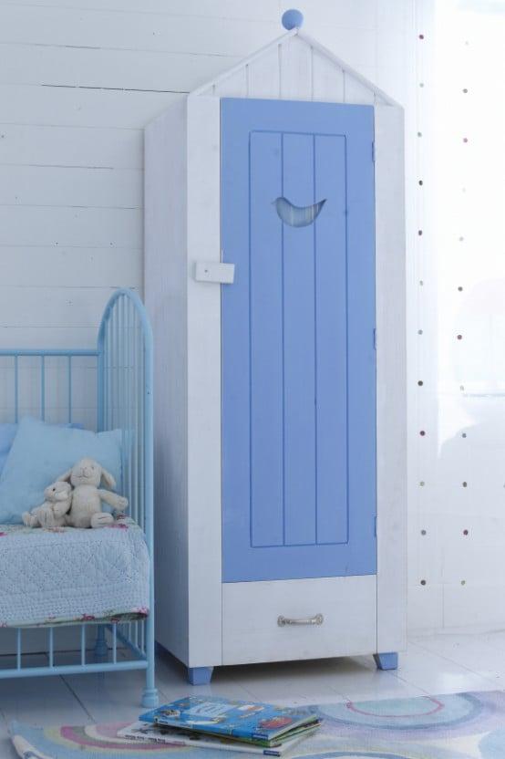 Armadi divertenti per le camerette dei bambini - Armadi per camerette bambini ...