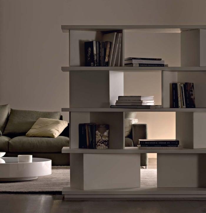Emejing Libreria Divisoria Bifacciale Gallery - Ridgewayng.com ...