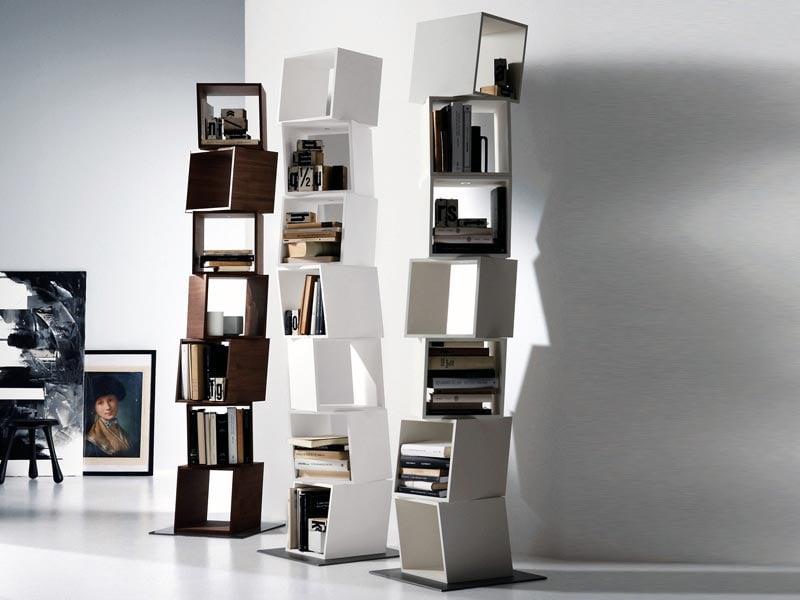 Librerie bifacciali for Divisori ambienti ikea