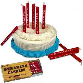 candeline di compleanno divertenti