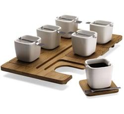 vassoio da portata caffè originale