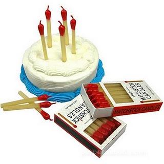 candeline di compleanno originali