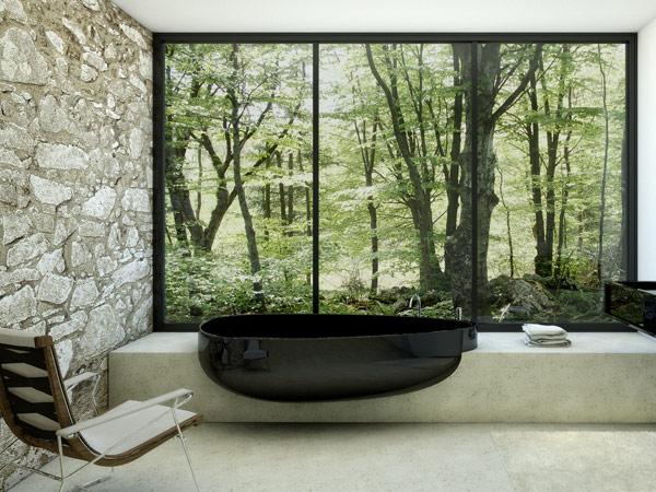 Galleria foto - vasche da bagno dal design originale Foto 1