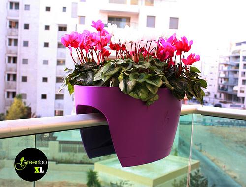 fioriera per balconi