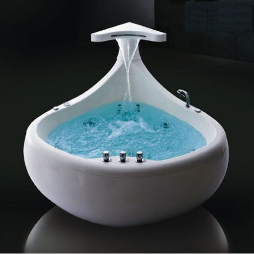 Galleria foto - Vasche da bagno moderne e di piccole dimensioni Foto 29