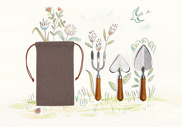 Kit da giardinaggio Hermès