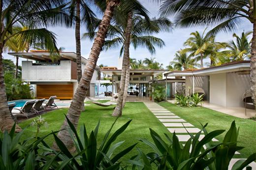 architettura lusso sostenibile