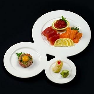 piatto trio