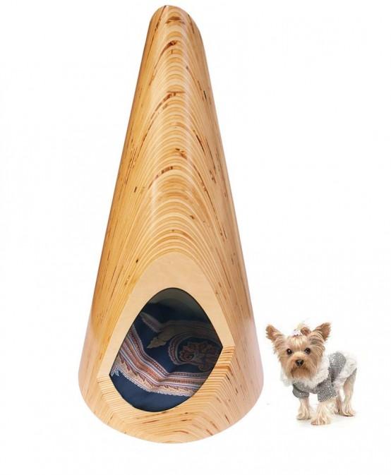 cuccia per cani moderna