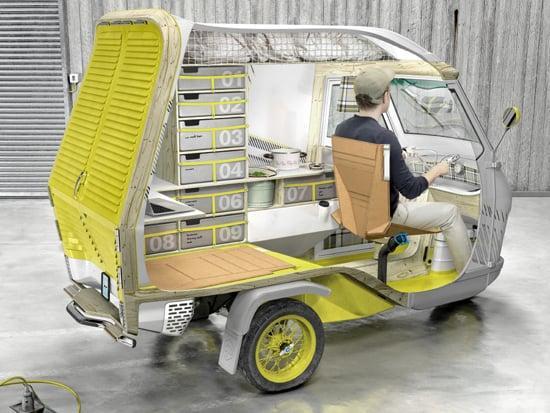 Galleria foto - Aper Car di ultima generazione Foto 7