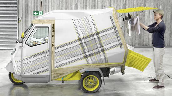 Galleria foto - Aper Car di ultima generazione Foto 5