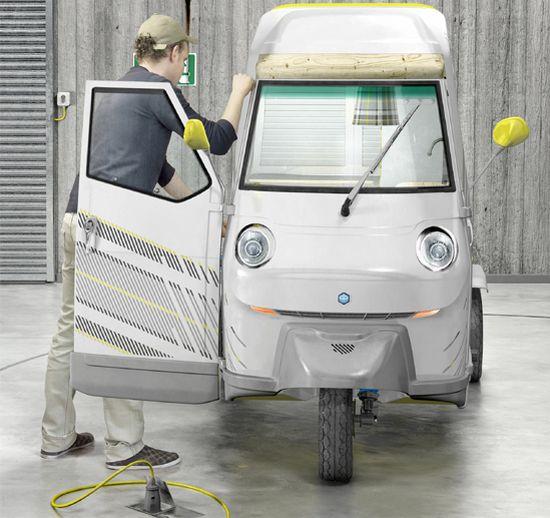 Galleria foto - Aper Car di ultima generazione Foto 4