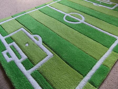 Tappeto campo da calcio