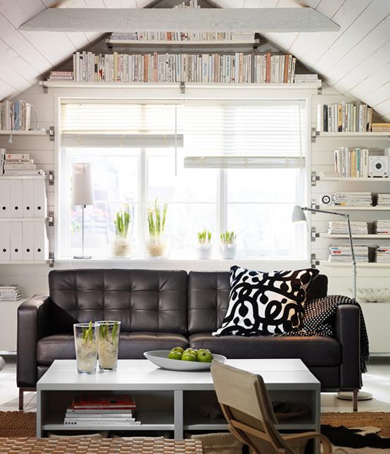 Galleria foto - Soggiorno Ikea idee arredo Foto 5 ...