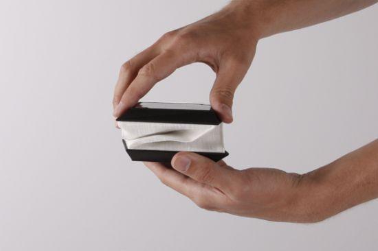 lampada solare tascabile