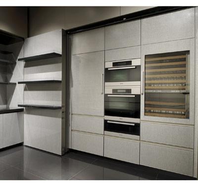 Galleria foto - Blocco cucina a scomparsa Foto 1