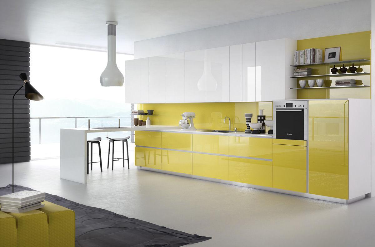 Cucine Gialle ~ Design Per la Casa