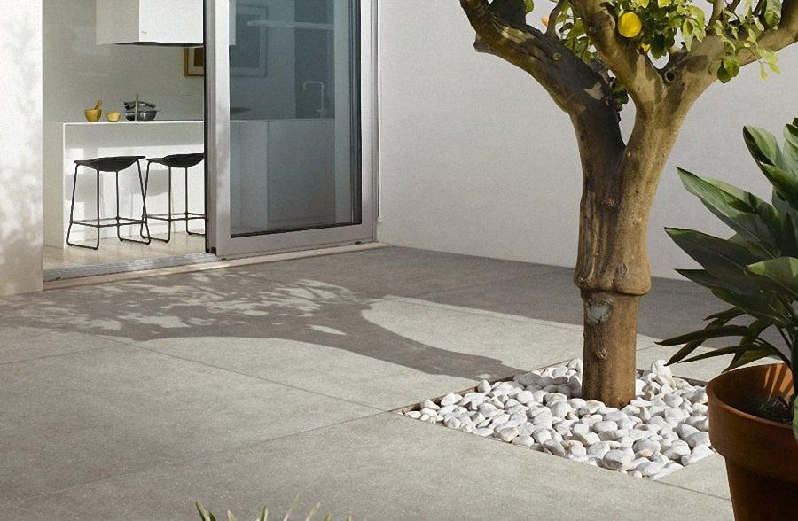 pavimento per l'esterno