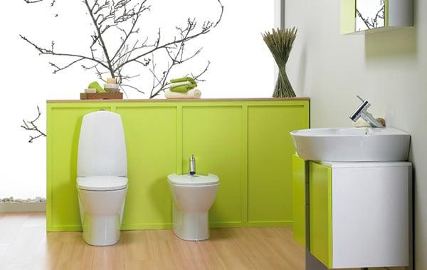 bagno verde 1