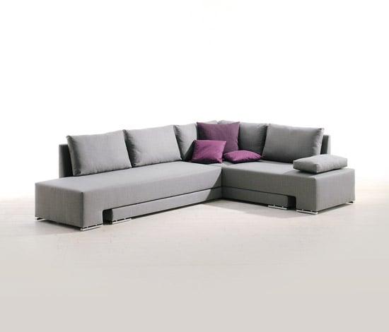 Divano letto design moderno