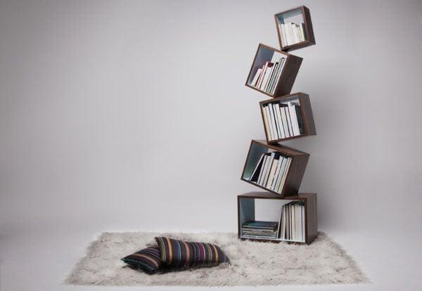 Librerie speciali: quando il design sorprende