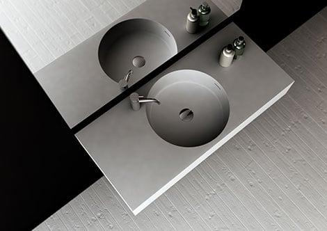 Galleria foto - Lavandini bagno design Foto 1