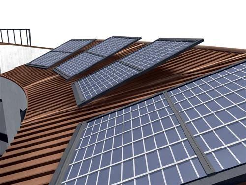 Pannelli solari integrati: incentivi