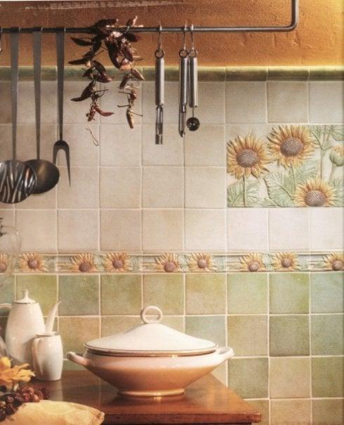 Piastrelle cucina come sceglierle idee e foto