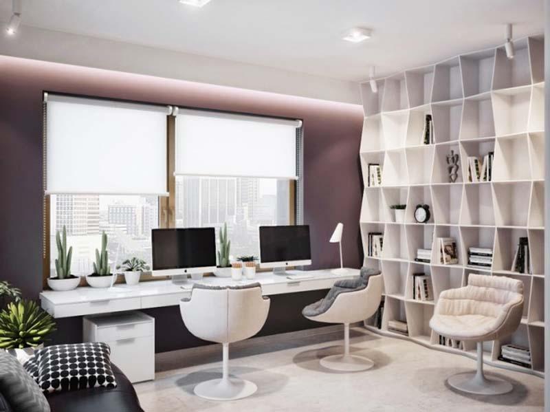 Piccolo Ufficio In Casa : Arredare ufficio in casa xg regardsdefemmes