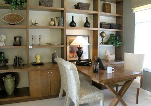 Ufficio In Casa Idee : Galleria foto arredare l ufficio di casa idee e consigli foto