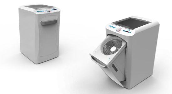 Lavatrice design e tecnologia