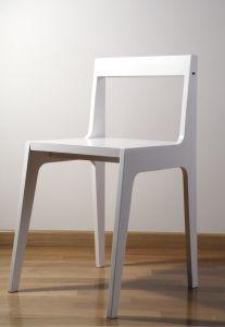 Helios la sedia-comodino di Spigoli Vivi