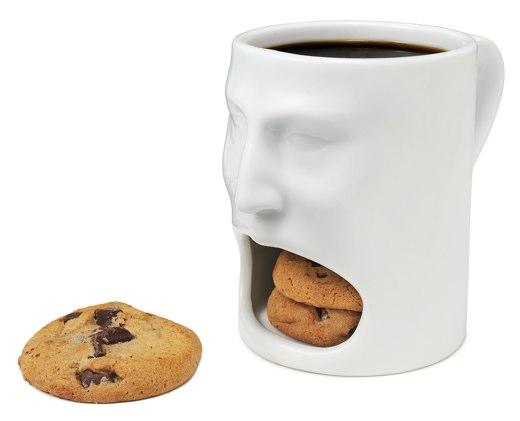 Tazza mangiatrice di biscotti