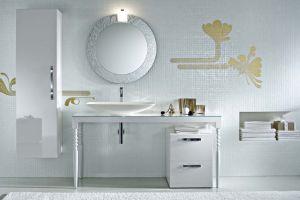 bagno bianco classico