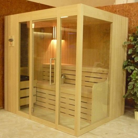 Saune su misura for Costruire una sauna in casa