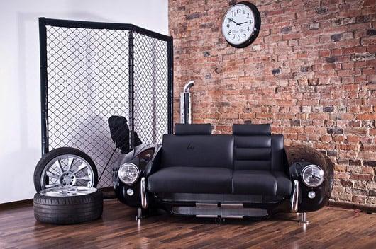 divano macchina