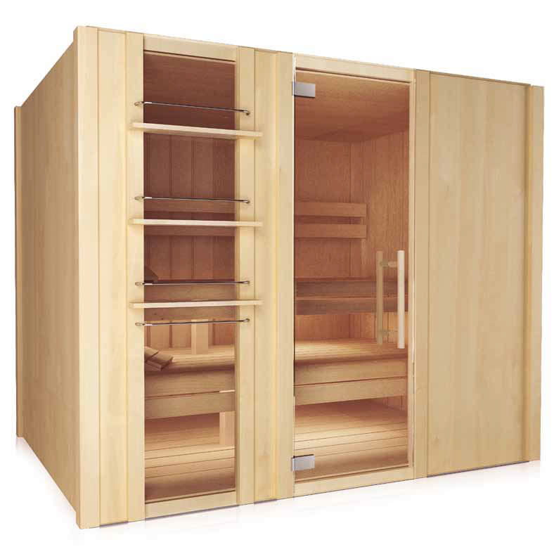 Galleria foto - Saune su misura artigianali Foto 4