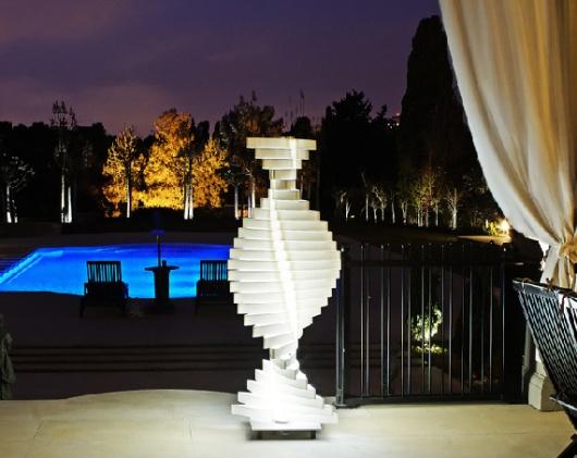 Lampada modulare: l'illuminazione sposa il design moderno